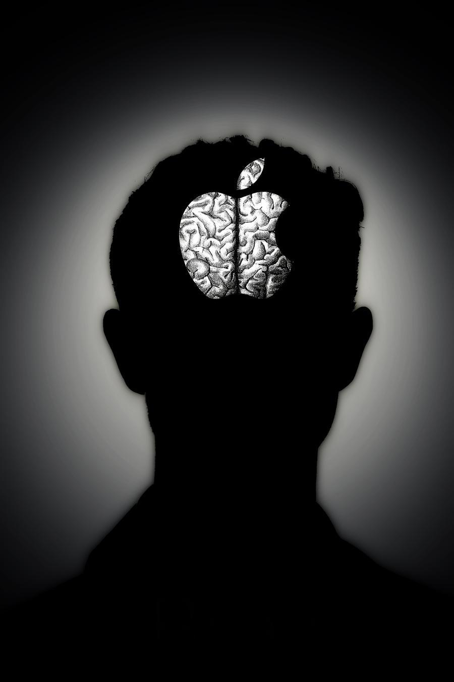 Apple Brain.