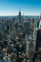 New York from Tour Rockefeller 021