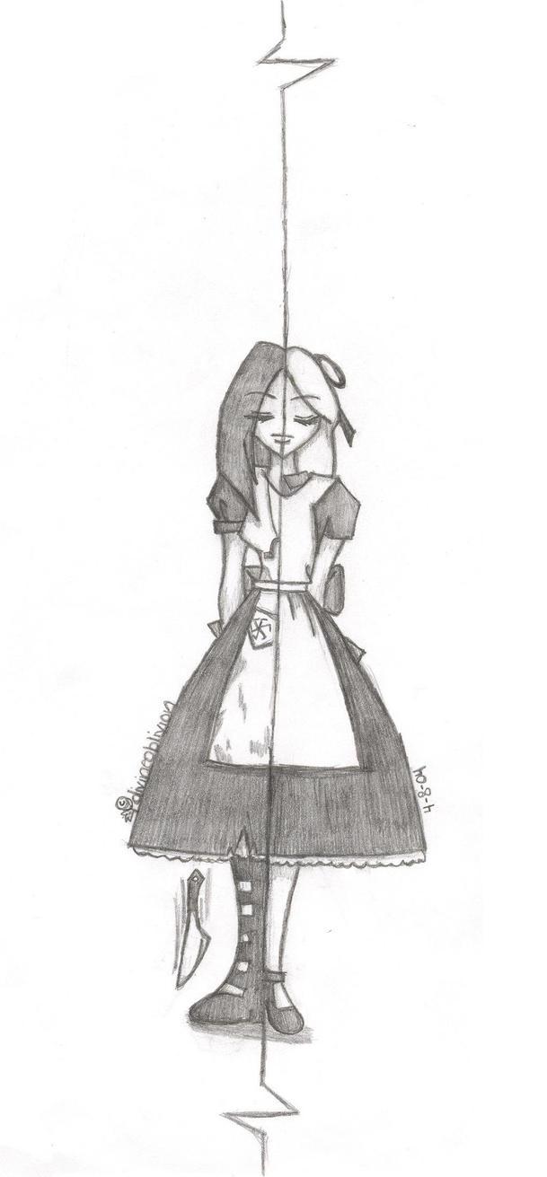 Alice et Alice by divineoblivion