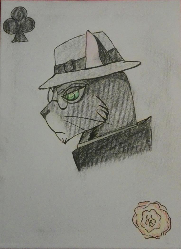 Mordecai Heller by MaonekoChan