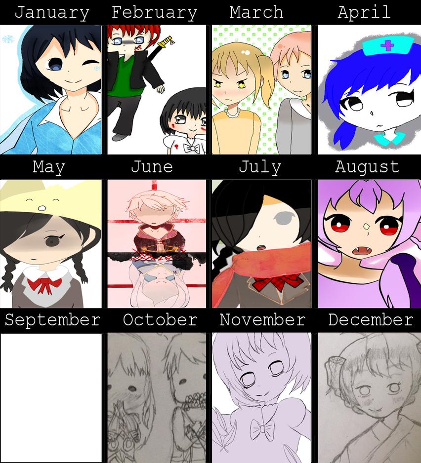 2014 art meme by bunnygirl867