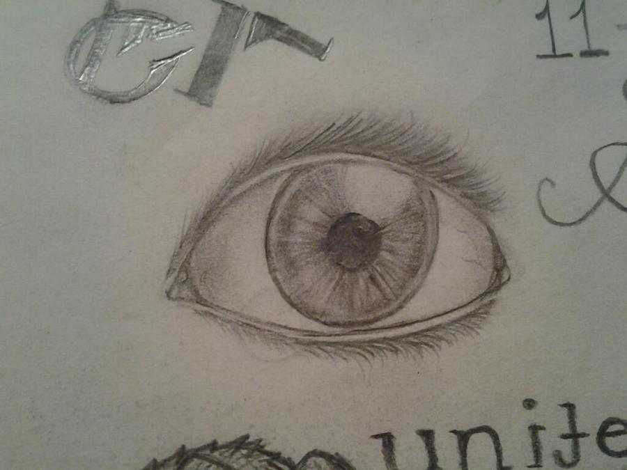 Eye by Gnaffdaz