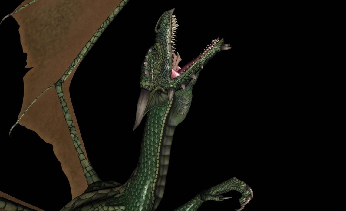 3d dragon vore sexy model
