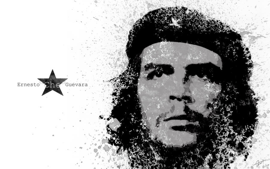 Ernesto 'Che' Guevara by ODRA2006