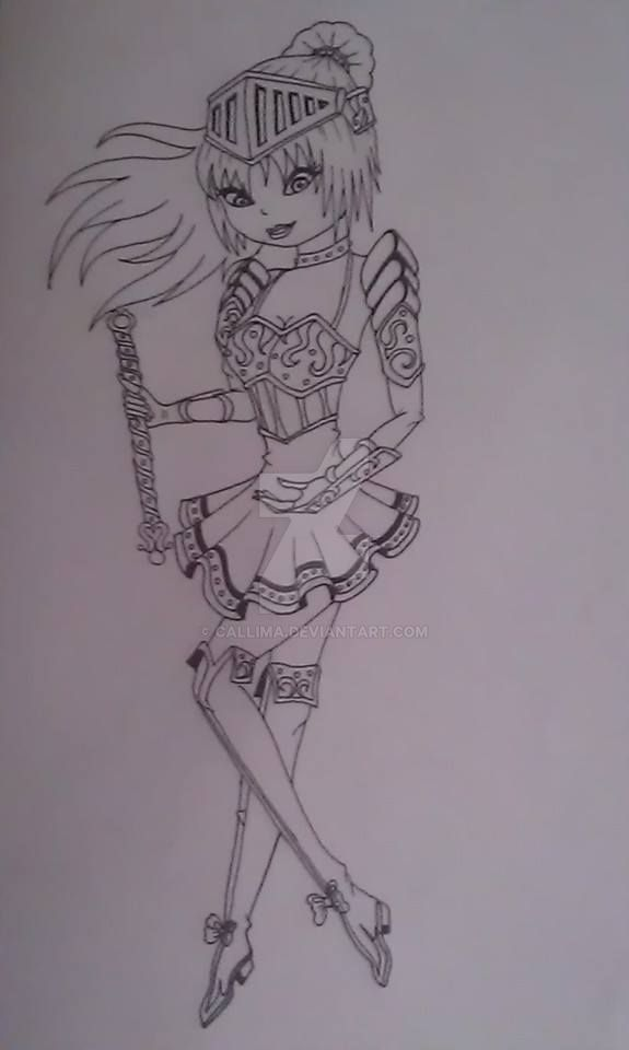 Championship lux (royal guard) by callima