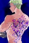 iris by modestpencil