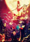 Kingdom Hearts 1.5 Remix Wallpaper