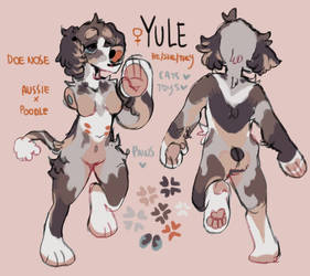 Yule reference ! by codds