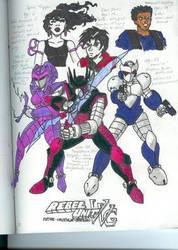 Rebel Unit VVG - Cover Art