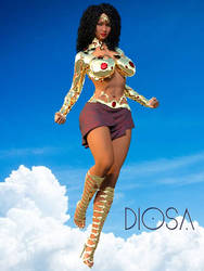 Diosa - Friendly Skies