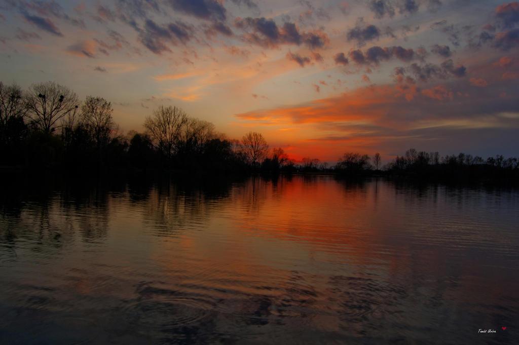 Twilight near by podebrady by Carchariodon