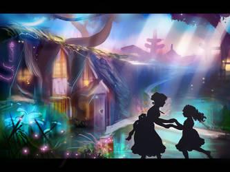 fantasy 2 by Nneila