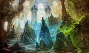 fantasy cave - 1