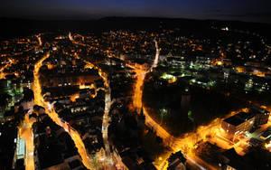 Jena at Night