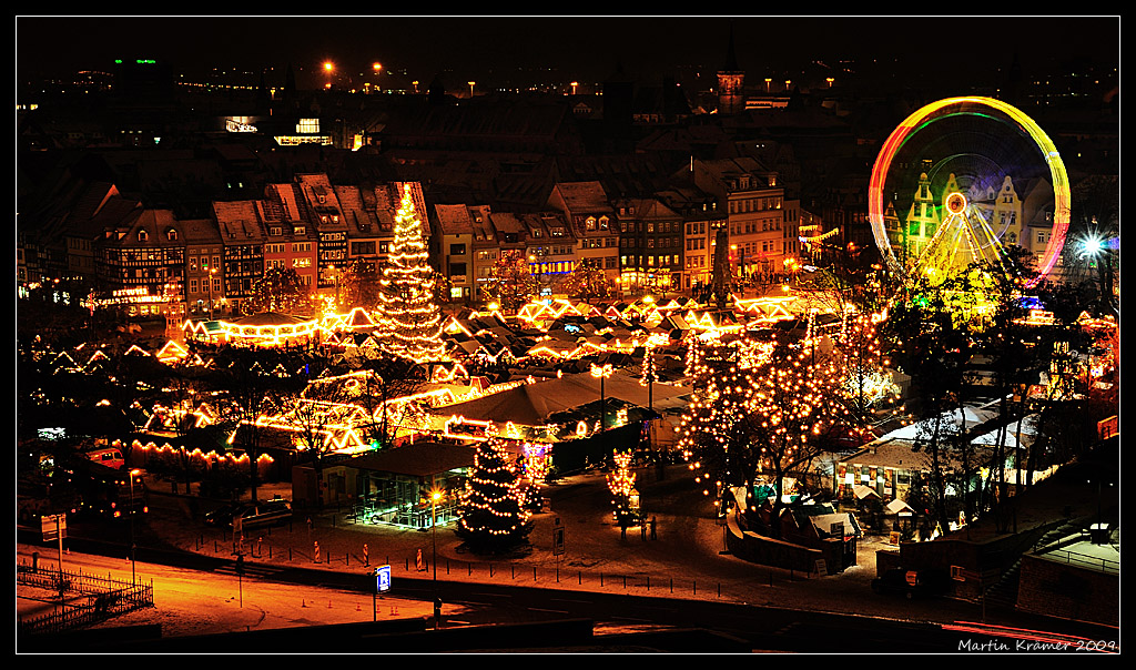 Christmas Market by hquer