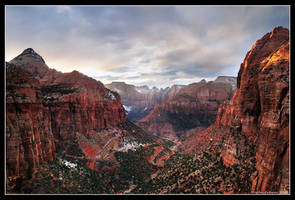 Zion National Park by hquer