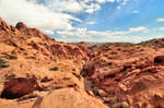 Valley of Fire - Red Rocks