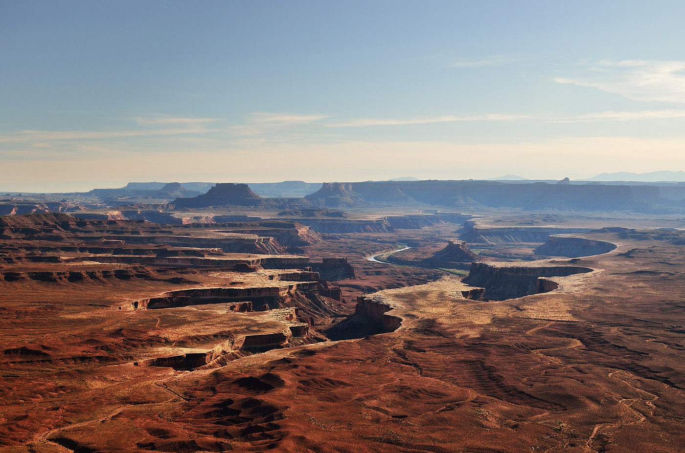 Canyonlands National Park by hquer