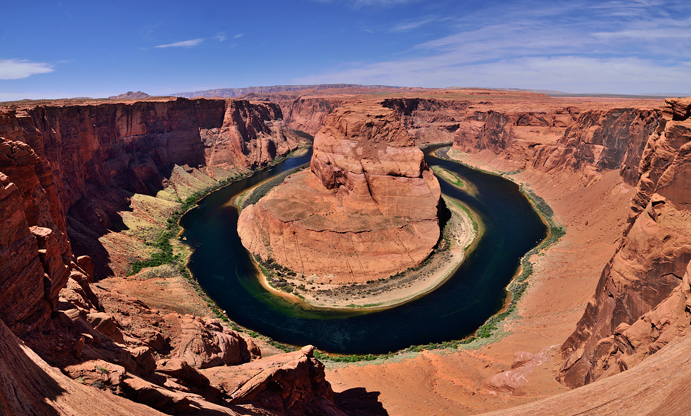 Horseshoe Bend by hquer