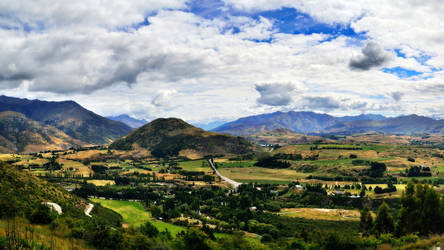 Amazing New Zealand by hquer