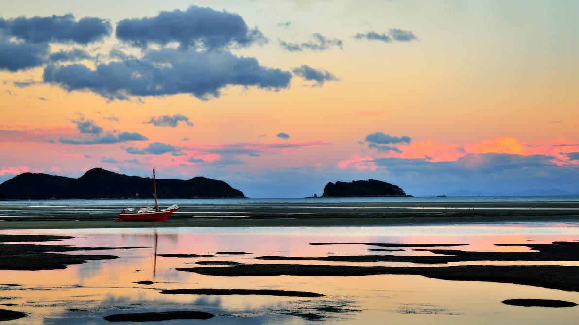 Abel Tasman National Park - New Zealand by hquer