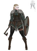 Viking by Midfinger