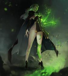 Warlock by Midfinger