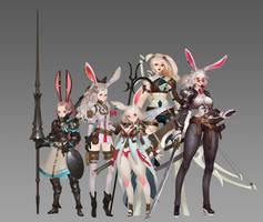 Albino Squad