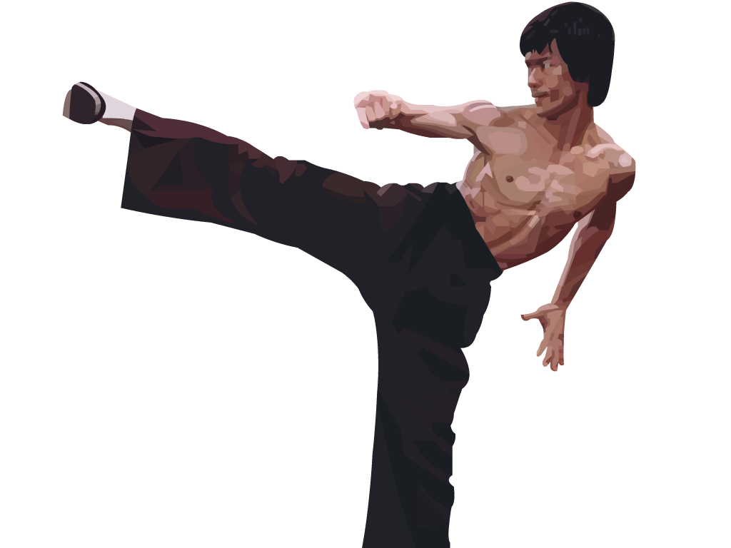 Bruce Lee by aakside