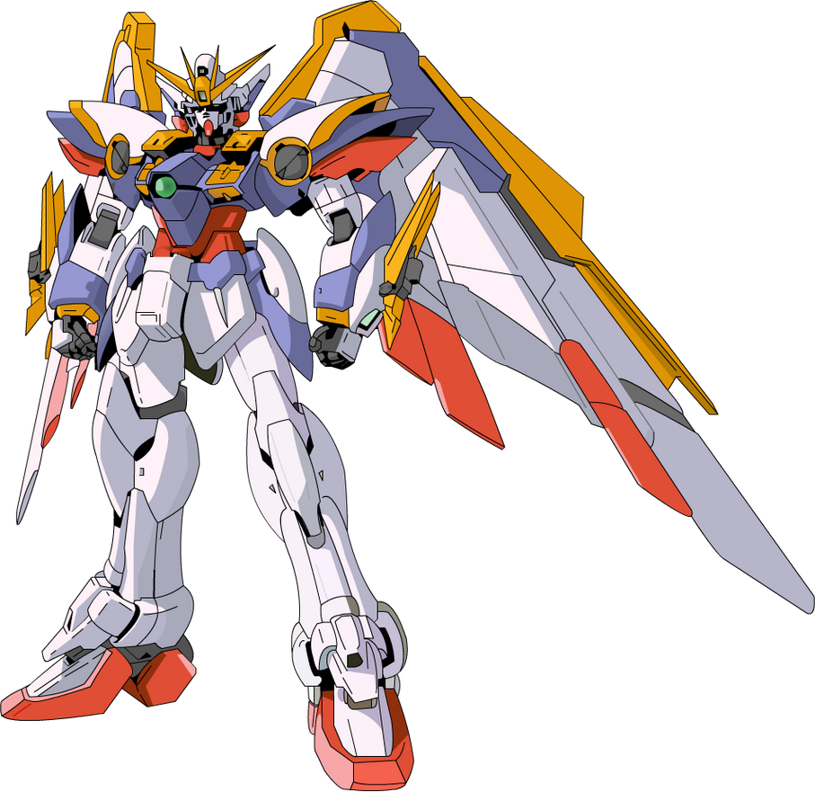 Ka Ver Wing Gundam by aakside
