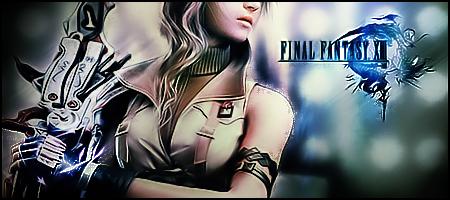 Final Fantasy XIII by ZzFOXzZ