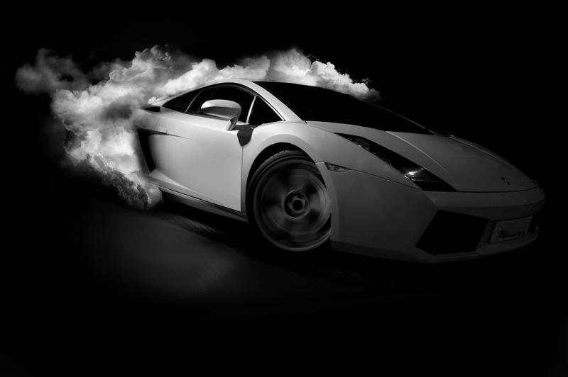 Lamborghini Gallardo by Martinage