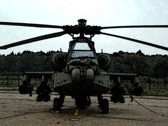 Apache by scraphead