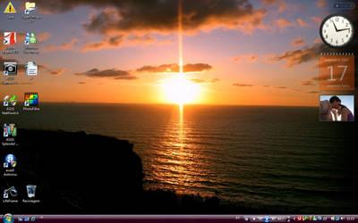 my sun desktop by KukaCrystal