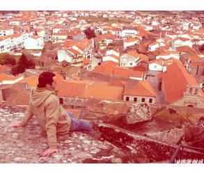 um olhar sobre a vila by KukaCrystal