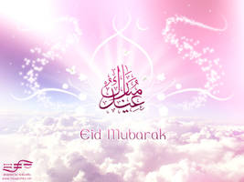 eid mubarak by rizviArts
