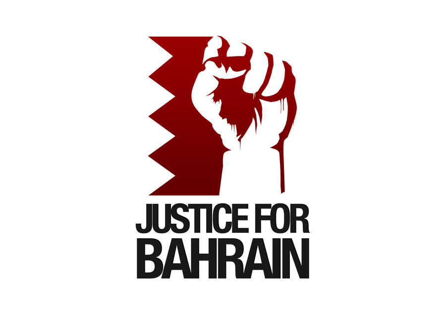 Justice for Bahrain by rizviGrafiks