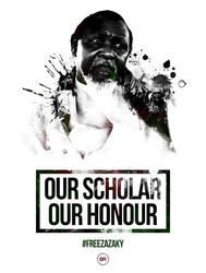 #FreeZakzaky - Our Scholar Our Honour