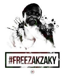 #FreeZakzaky - Poster Art