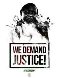 #FreeZakzaky - We Demand Justice!