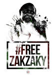#FreeZakzaky - Poster Artwork