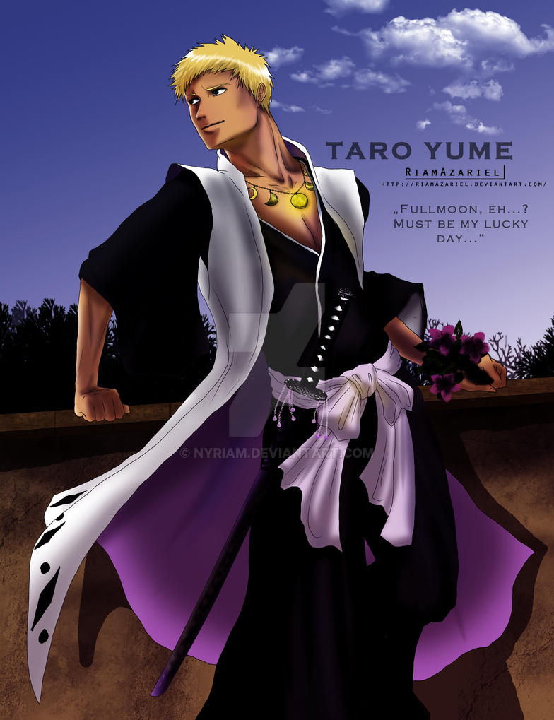 Request - Taro Yume by NyRiam