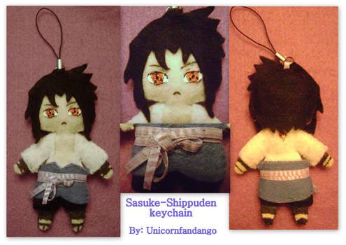Sasuke-Shippuden Keychain