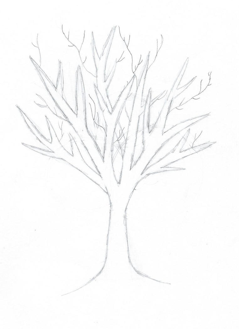 Tree Without Leaves by allyisallemon on deviantART