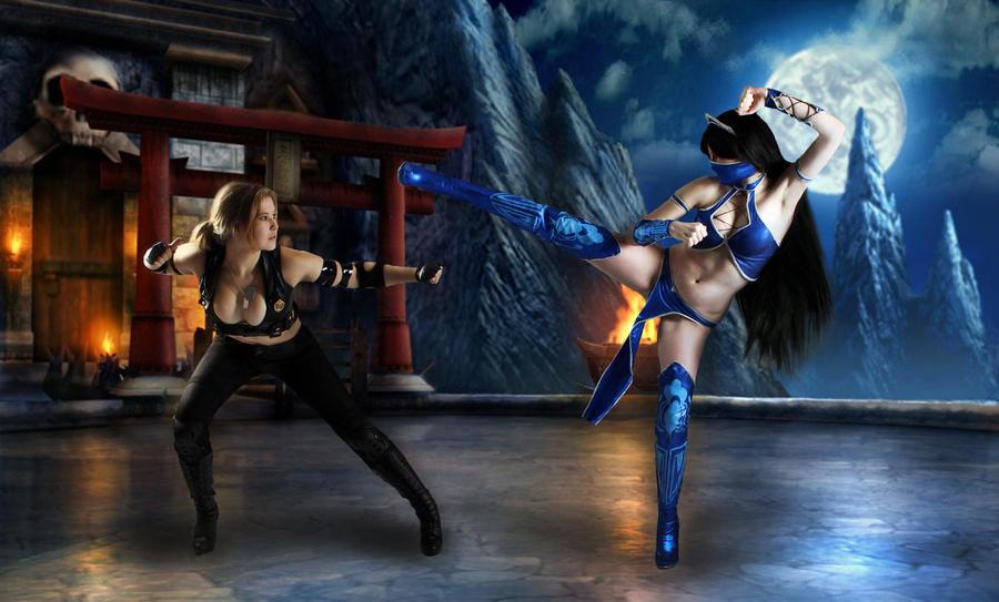 Mortal Kombat by ZyunkaMukhina