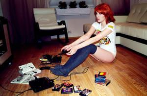 Geek girl by ZyunkaMukhina