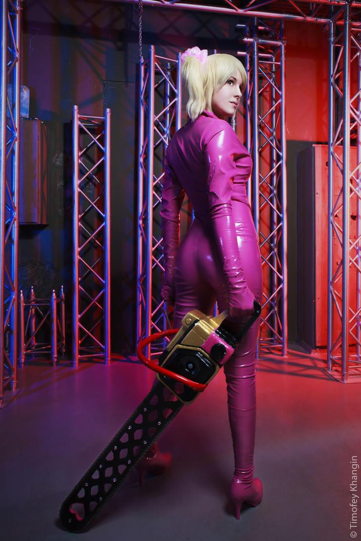 Lollipop Chainsaw Juliet Starling cosplay by ZyunkaMukhina
