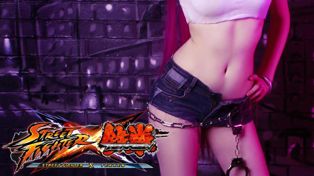 Street Fighter X Tekken Poison (Final Fight) by Jane-Po