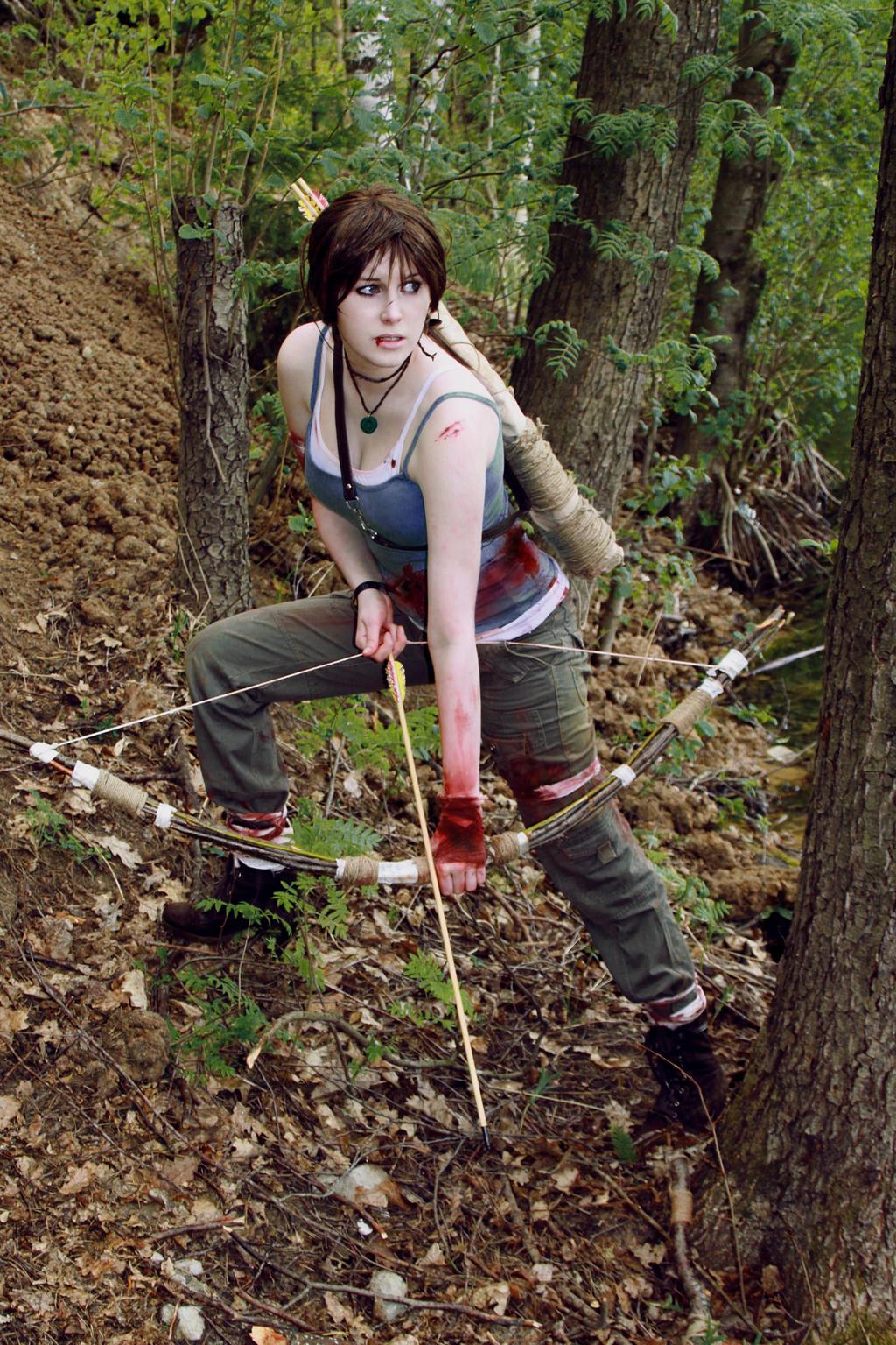Tomb Raider: Reborn Cosplay by ZyunkaMukhina