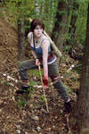 Tomb Raider: Reborn Cosplay
